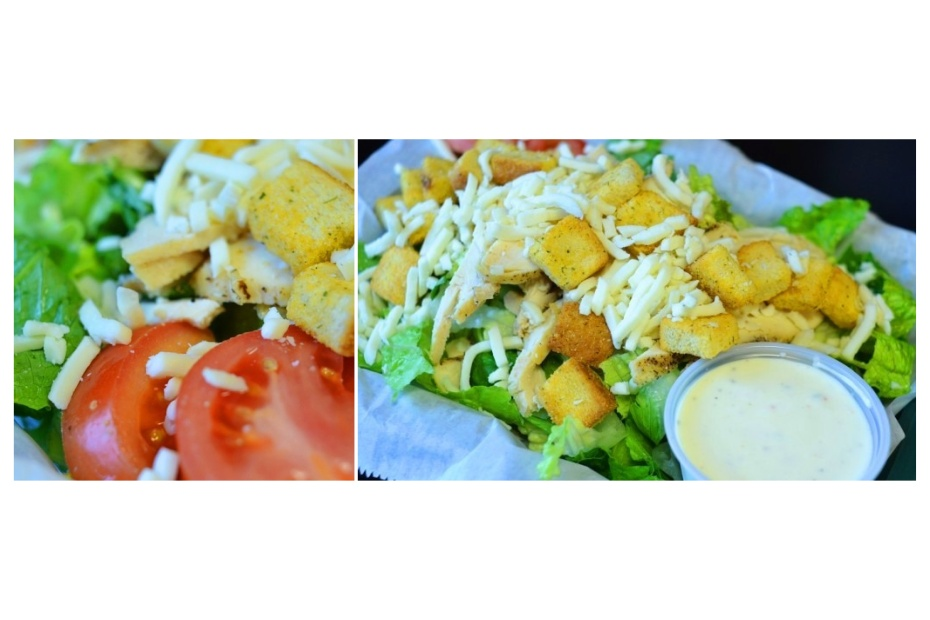 "A ""fan-favorite"" of our salads, simple but delicious."